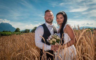 Hochzeit von Joice und Daniel
